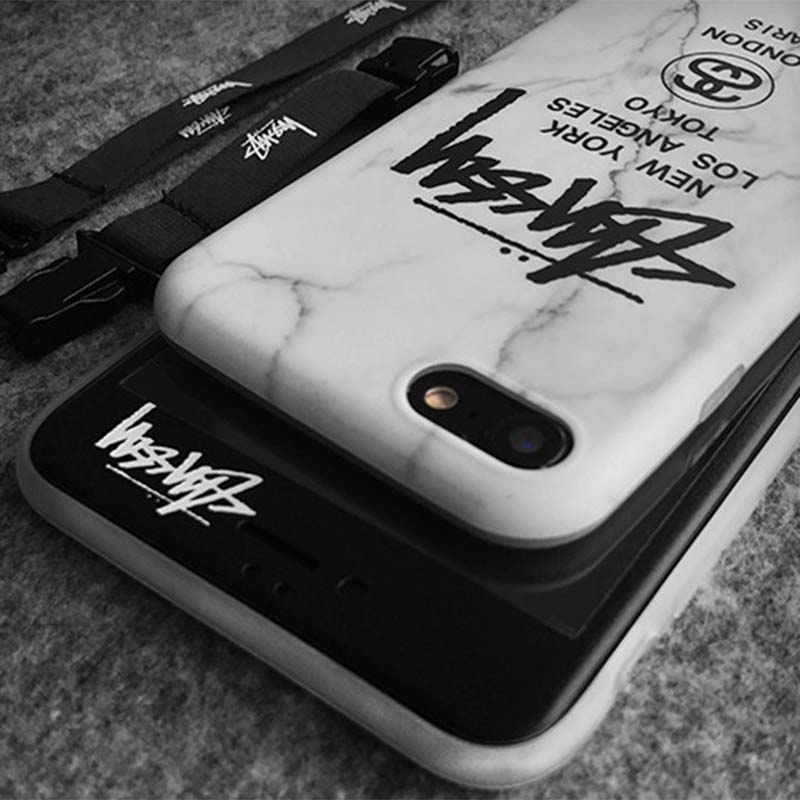 Stussy iphone 6/6 plusカバー