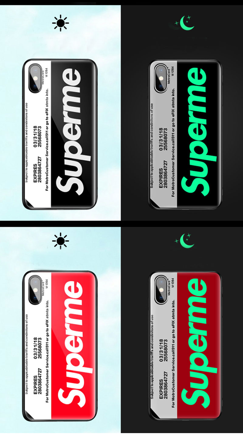Supreme iphone Xs Maxカバー
