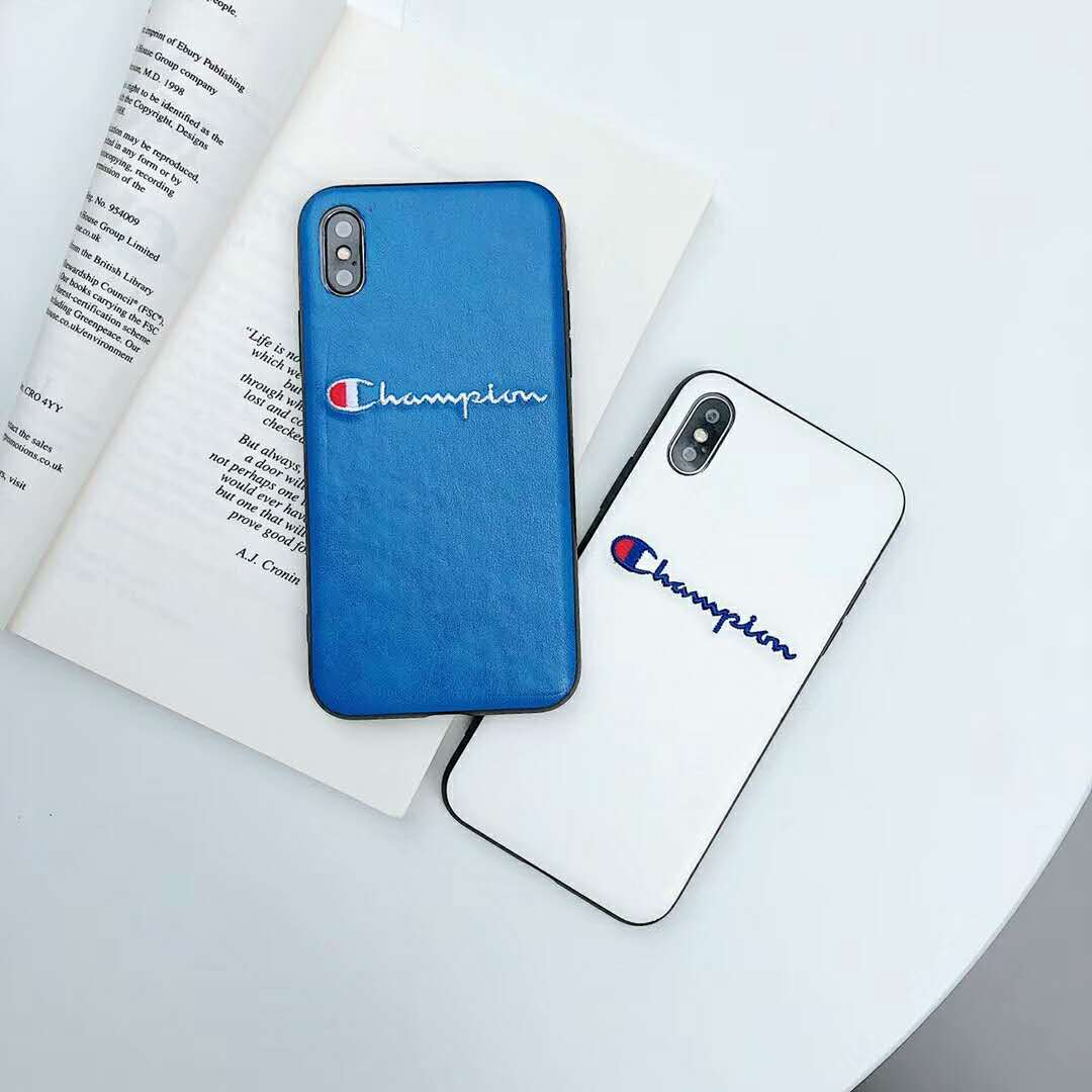 champion iPhone Xr/X/8 plusケース