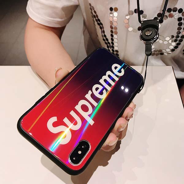 supreme iphoneXs/X/8 Plusケース