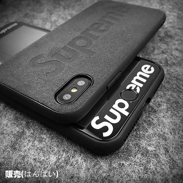Supreme iphone Xsケース