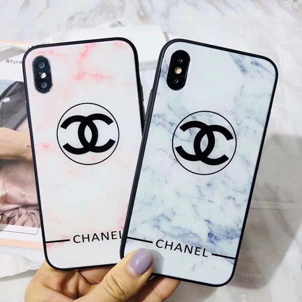 iphone xsケース chanel