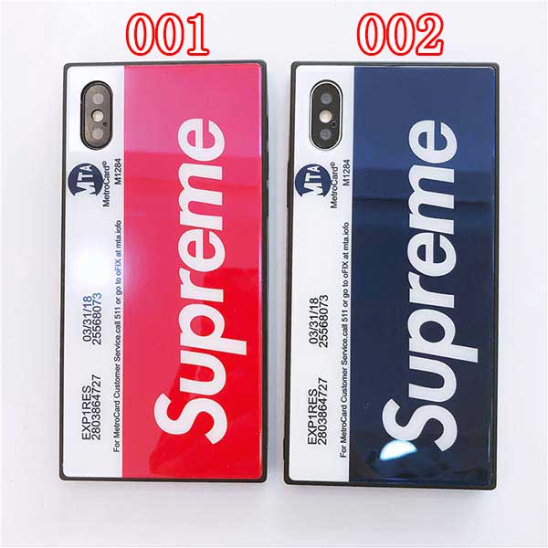 Supreme iphone Xs Max カバー