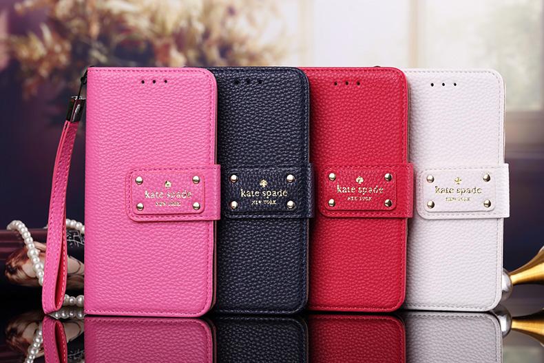 Kate Spade ブランド 手帳型 Galaxy S9/S9+/S8+/S8/Note8ケース